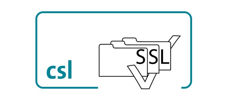 CSL - Computer Service Langenbach GmbH | SSL Zertifikate